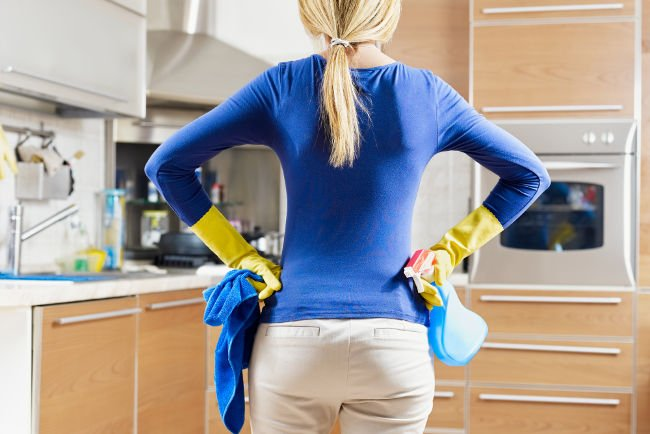 Sometimes you need more than DIY mold cleaning solutions.